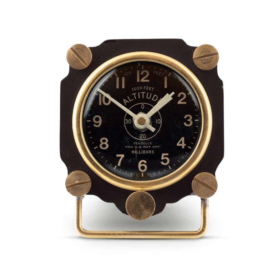 Pendulux Rocket Table Clock